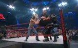 smackdown maçında ortalık karıştı