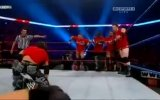 smackdown vs raw - tag team match - part 1