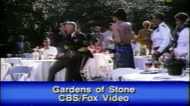 a review of gardens of stone a film by francis ford coppola The francis ford coppola encyclopedia, james m welsh, gene d phillips, and   coppola's disappointments, the cotton club (usa 1984), gardens of stone ( usa  reviews of films are then noted, and a general discussion of each film's.