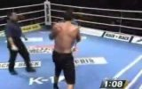 badr hari vs ruslan karaev  knock out