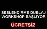 ücretsiz diksiyon kursu-bedava diksiyon kursu-ücretsiz seslendirme workshop