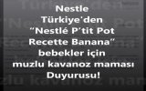 nestle'den bebek mamas aklamas!