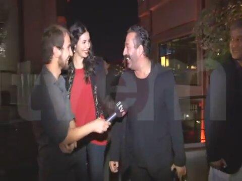 Cem Yılmaz 'Mustafa Sandal'ın hayatını çekeceğiz Tarkan oynayacak'