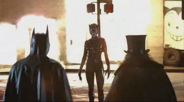 Batman Dönüyor (1992)