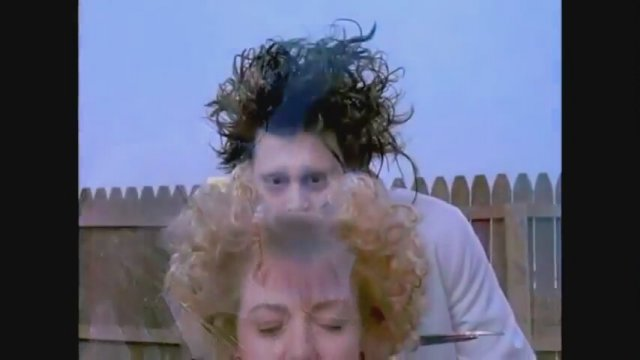 Edward Scissorhands (Makas Eller) (1990)