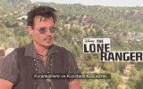 Johnny Depp - Maskeli Süvari röportajı