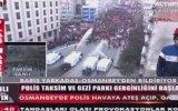 Osmanbey'de Gergin Anlar Sonrası Müdahale Başladı