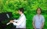 Solist: ECE Piyano Düeti ÇAMDAN SAKIZ AKIYOR ELBİSTAN Kahraman Maraş Türküsü Sesleri Alkışlar Begeni