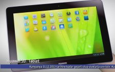 Turkcell Tablet Festivali -- Huawei 10'' Tablet