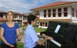 Türkü Hikayeler ELİF DEDİM BE DEDİM Anlatan:ERGÜL Hanım KIZ BEN SANA NE DEDİM Pianist Piyano Kütahya
