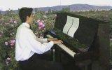 Akustik Piyano Yorum EVLERİNİN ÖNÜ MERSİN Isparta Türküsü ENSTRÜMANTEL GÜL HALI GÖLLER BÖLGESİ tEKE