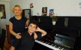 Tuti-i Mucize, Piyanolar, Yetenek, Piyanist, Çocuk Yetenekler,  Küçük PIYANO Piyanosu Zeki Müren Itr