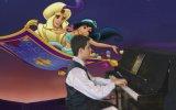 ÇİZGİ FİLM Müziği ALAADDİN ARAP GECESİ Film Sinema Cıngıl Piyanist Jenerik Sound track Müzikleri Not