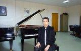 Genç Piyanist Türk Sanat Müziği Piyano Armonik Yorumları Nihavend beste Enstrümantal Folk Şarkı Nota