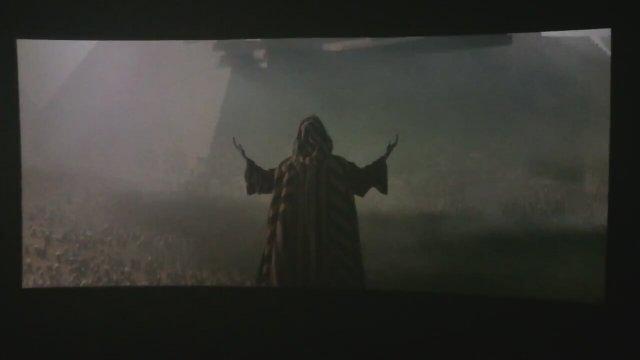X Men Geçmiş Günler Gelecek - Son Sahnesi