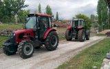 Traktör Çekiştirme