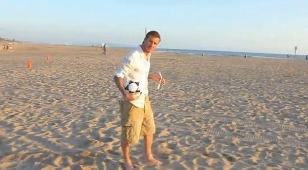 Beckham daha bitmemiş
