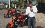 KTM 1290 Super Duke: İlk Temas