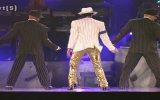 Michael Jackson - Munich Smooth Criminal Best Quality (LIVE)