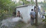 İçme Suyu Kuyusuna Yeni Dalgıç Motoru - Taşköprü Bük Karşı Köyü