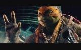 Ninja Kaplumbağalar Filmi - Türkçe Dublajlı İkinci Fragman