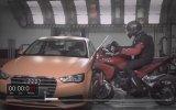 Artık motosikletlerin de hava yastıkları olacak