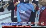 Trabzonsporlu Fransız Elçi !!!