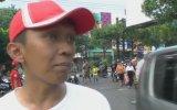 """Endonezya'da """"geri dönüşüm"""" temalı karnaval - CAKARTA"""