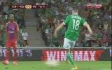 Saint Etienne 1-0 Karabükspor (4-3) Maç Özeti - Penaltılar
