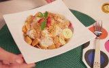Yoğurtlu Meyve Salatası Tarifi