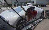 Bugatti Veyron'un sahibine teslim edilişi