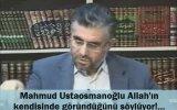 Mahmud Ustaosmanoğlu Allah'ın Kendisinde Göründüğünü Söylüyor