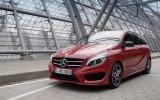 Yeni Mercedes Benz B-class