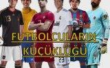 Futbolcularin Küçüklüğü
