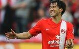 Okazaki'yi Bundesliga tarihine geçiren gol