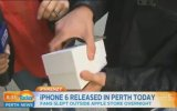 Iphone 6'yı Kutusundan Çıkardığı Gibi Düşüren Eleman