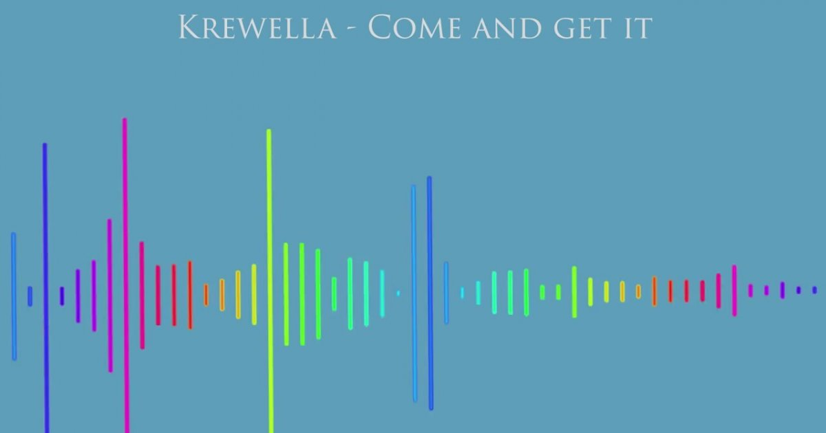 krewella come and get it
