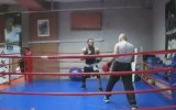 Sparing with Turabi