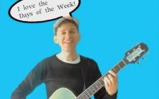 Days of The Week Song For Kids