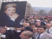 Zeki Müren Cenaze Törenini (24 Eylül 1996)