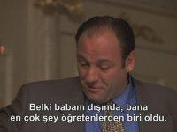 The Sopranos - Junior Soprano'nun Aile Reisi Olma Sahnesi