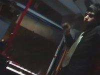 Otobüs Şöförü İstikameti Değiştirince Çıkan Kavga