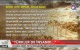 Çanakkale  Cephesi  Anzak Askerinin Mektubu  Türklerde İnsandı