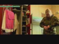 Kadın ve Erkek Askerler Aynı Koğuşta