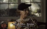 Mr. And Mrs. Bridge Fragmanı