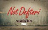 Not Defteri (2014) tanıtım fragmanı